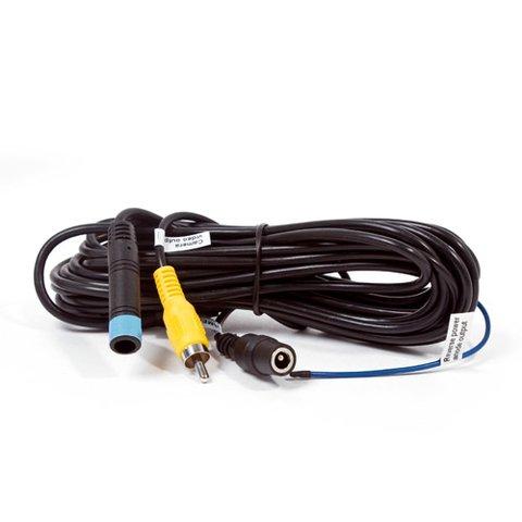 Камера заднего вида в ручку багажника для BMW 3 / 5 серии Превью 2