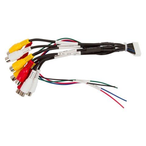 Видеоинтерфейс с HDMI для Audi MMI 3G с активными парковочными линиями Превью 5