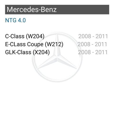 Беспроводной CarPlay и Android Auto адаптер для Mercedes-Benz с NTG 4.0 Превью 1