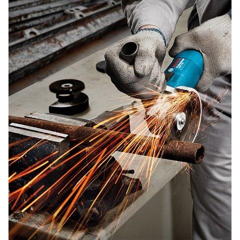 Кутова шліфмашина Bosch GWS 750-125 Прев'ю 3