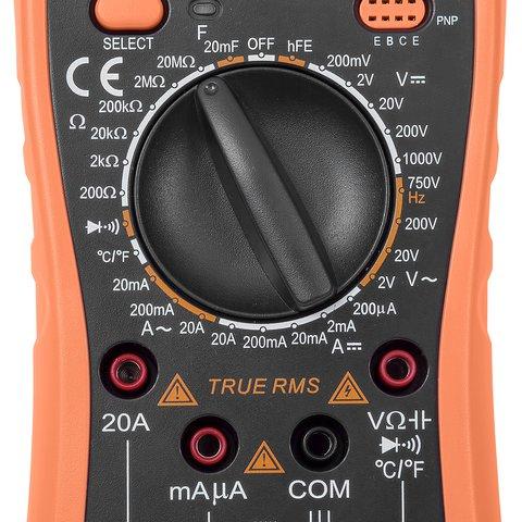 Цифровий мультиметр Accta AT-290 Прев'ю 8