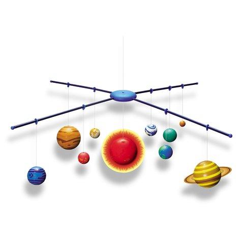 STEAM-набор 4М 3D-мобиль Солнечная система 00-05520 Превью 1
