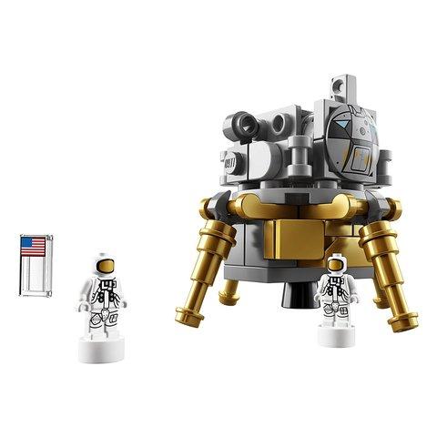 Конструктор LEGO Ideas NASA Аполлон Сатурн-5 21309 Превью 1