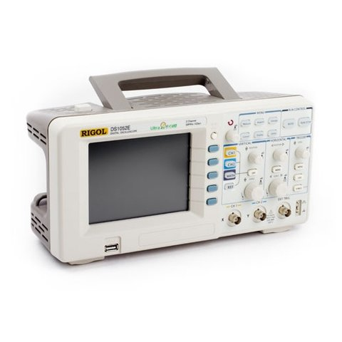 Osciloscopio digital RIGOL DS1052E - Vista prévia 5